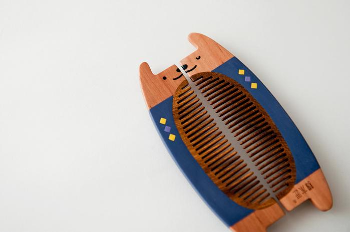 譚木匠|一半一伴/個性兔酷藍