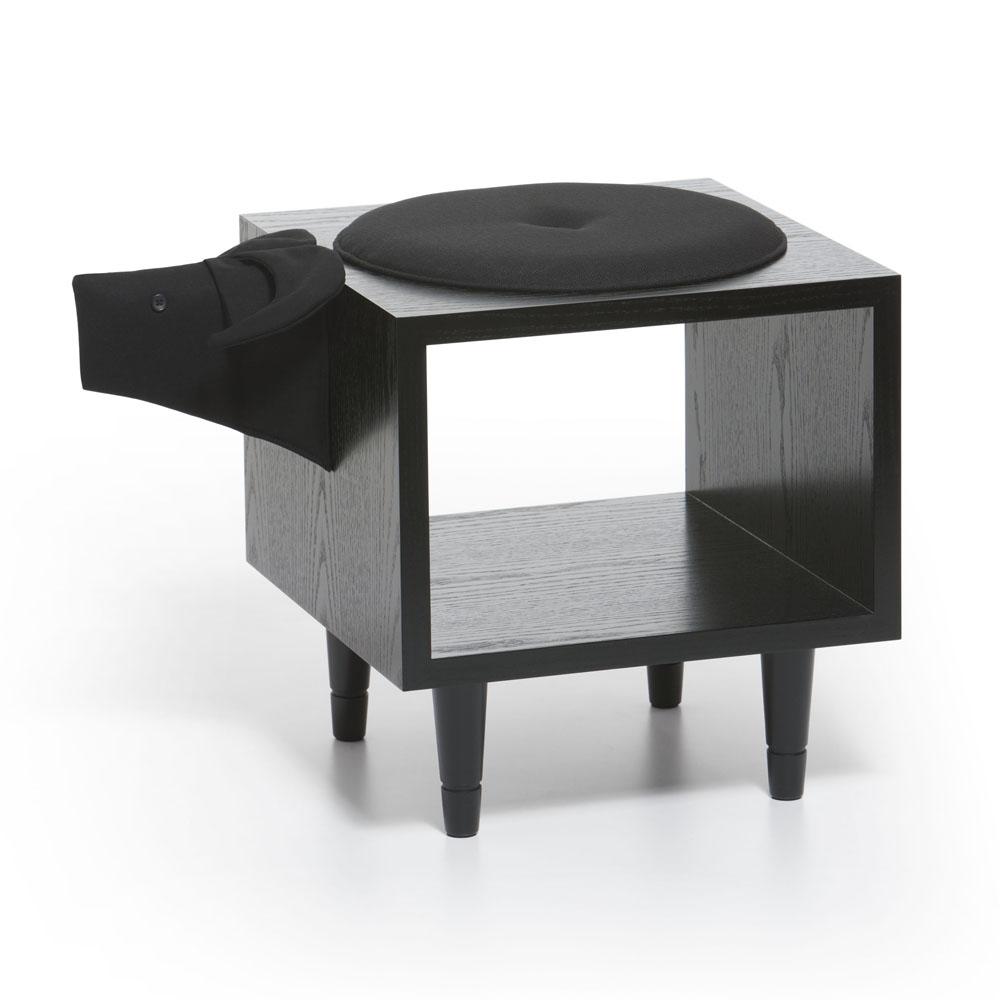 biaugust deco|動物家俱椅/黑色水牛椅櫃