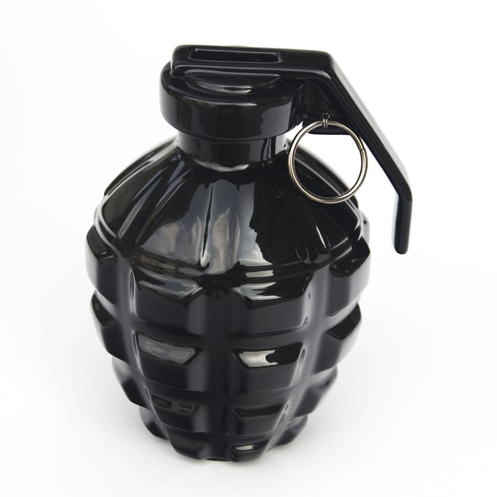 biaugust deco|反戰系列/一顆愛的手榴彈(存錢筒)
