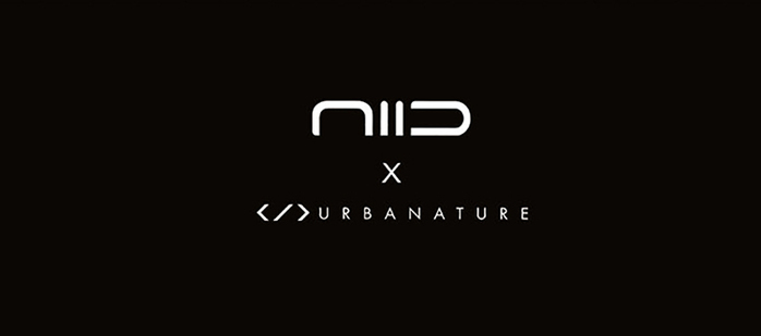NIID X Urbanature | D2 Roll Top 雙面防盜後背包