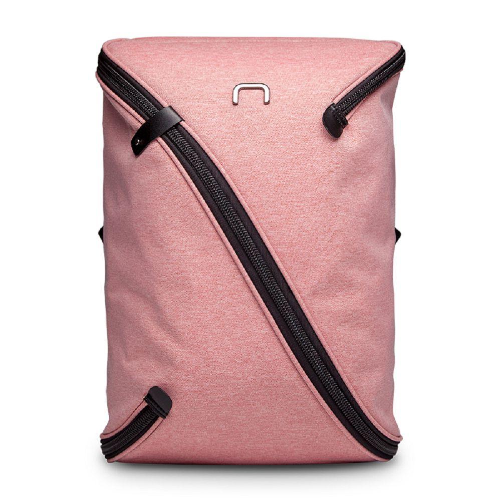 NIID|UNO II 一體成型後背包 20L 玫瑰粉