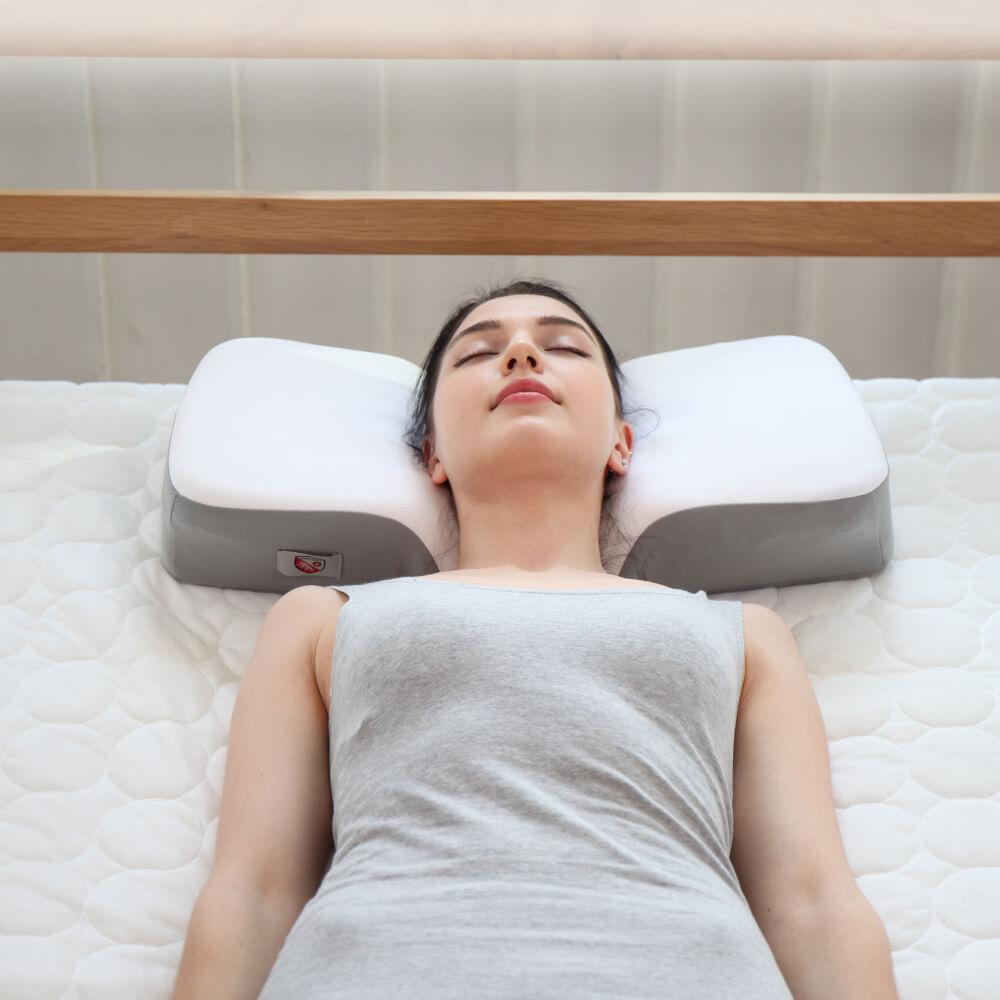 MONCROSS  舒棉護頸記憶枕  (2入)
