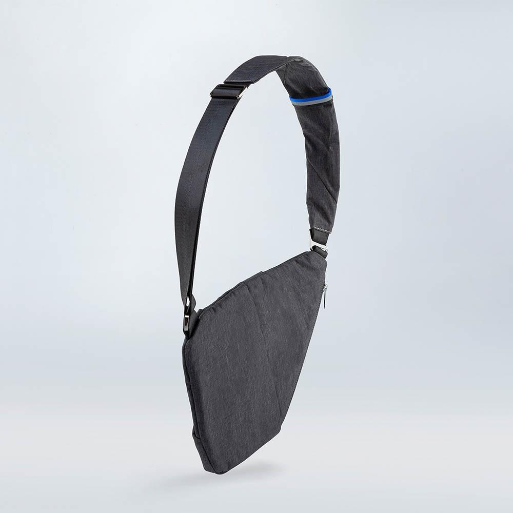NIID X Urbanature |【FINO槍包】D1 (全新第三代) 型男超薄貼身防盜包