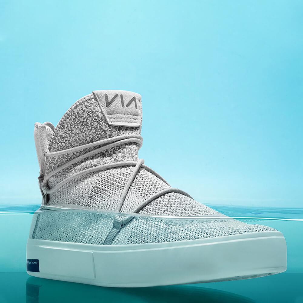 VIA Lab|奈米防水透氣針織鞋(兩色任選)