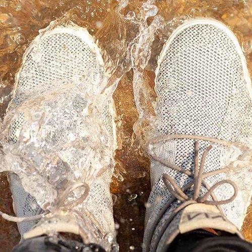 VIA Lab │ 奈米防水透氣針織鞋(兩色任選)
