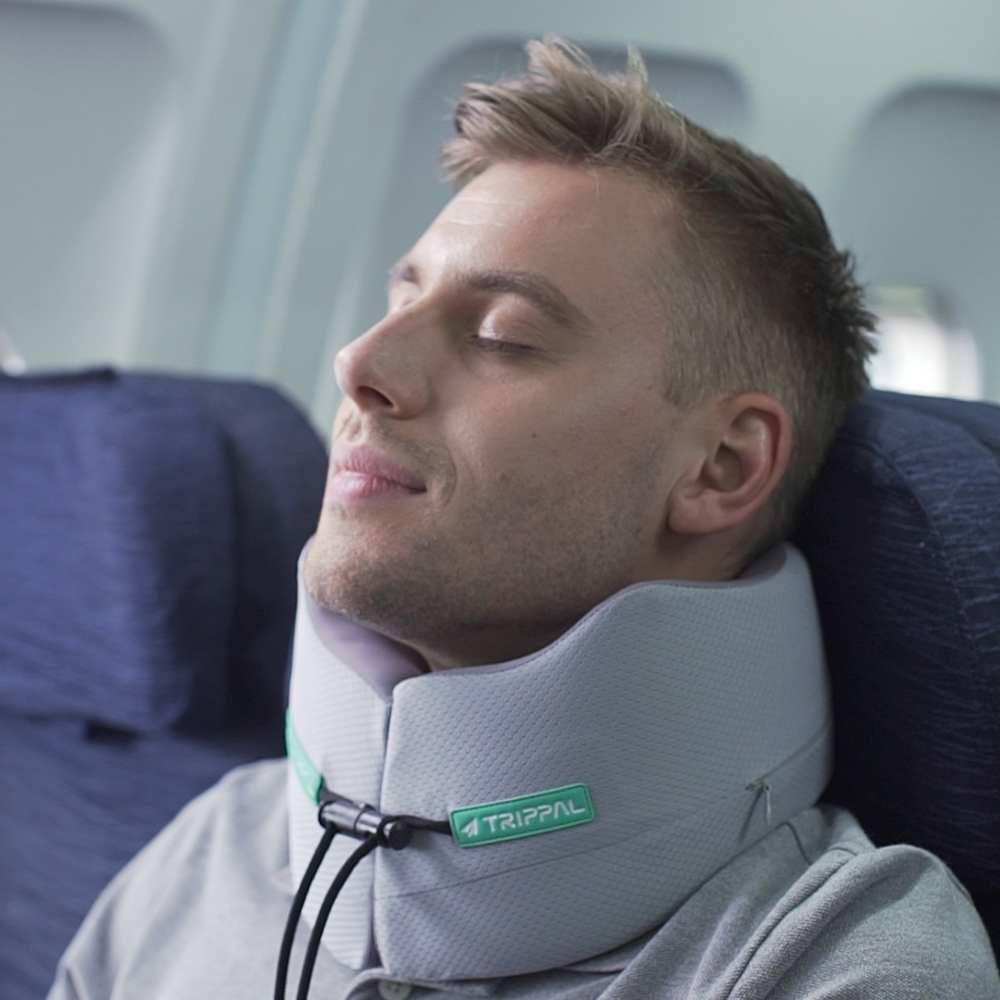 【集購】TripPal|極致紓壓全支撐旅行枕