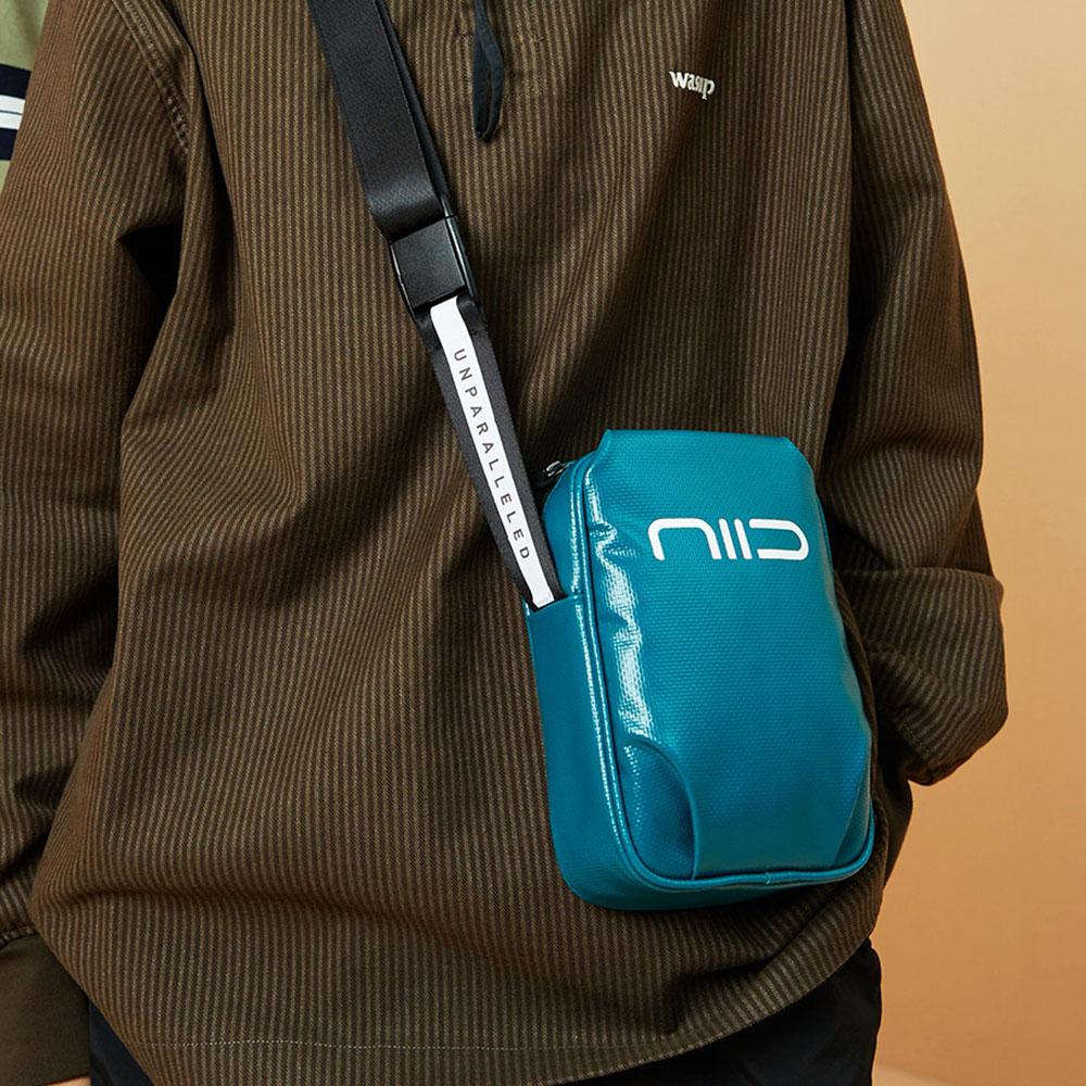 NIID|Statement 玩色宣言 S2 防水隨身斜背小包(五色選購)