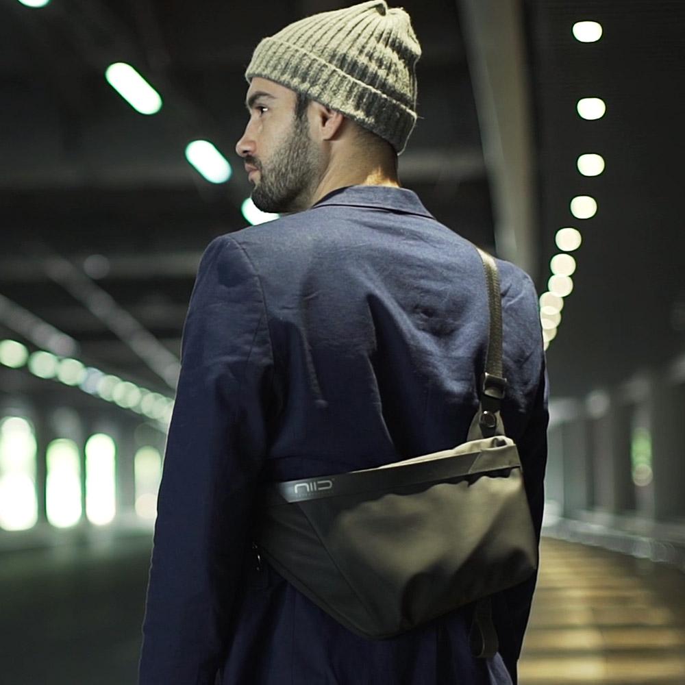 【集購】NIID FINO IV 極致輕薄 - 隨身型動包 (募資破千萬)