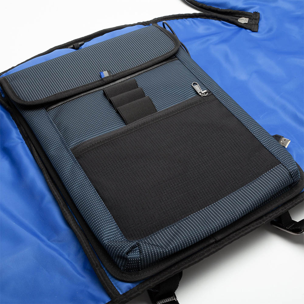 NIID|UNO II 一體成型後背包 30L 海軍藍