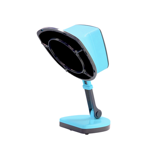 MULTEE摩堤|移動雙濾網抽油煙機PLUS 4600_牛奶藍+3包補充包