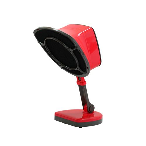 MULTEE摩堤|移動雙濾網抽油煙機PLUS 4600_莓果紅+3包補充包