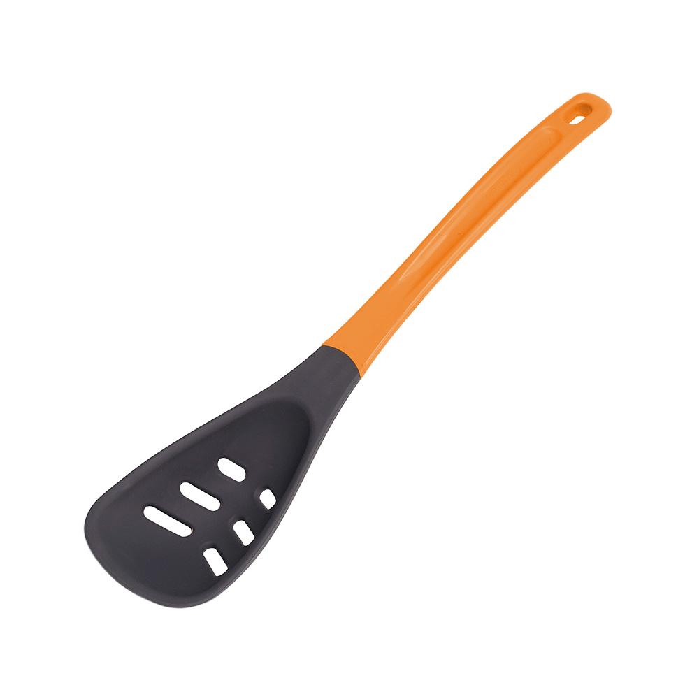 MULTEE摩堤|烹飪工具組-漏勺_橘色