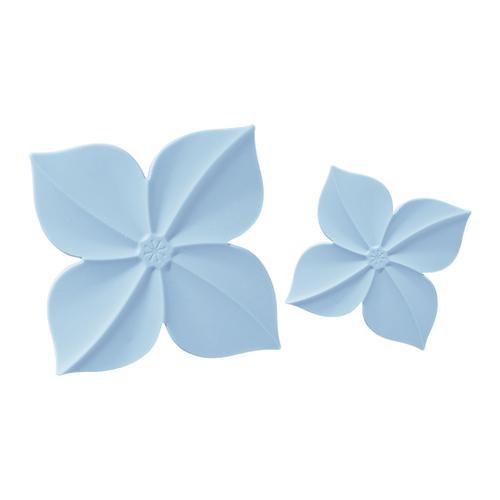 MULTEE摩堤|四照花矽晶隔熱墊組_冰雪藍