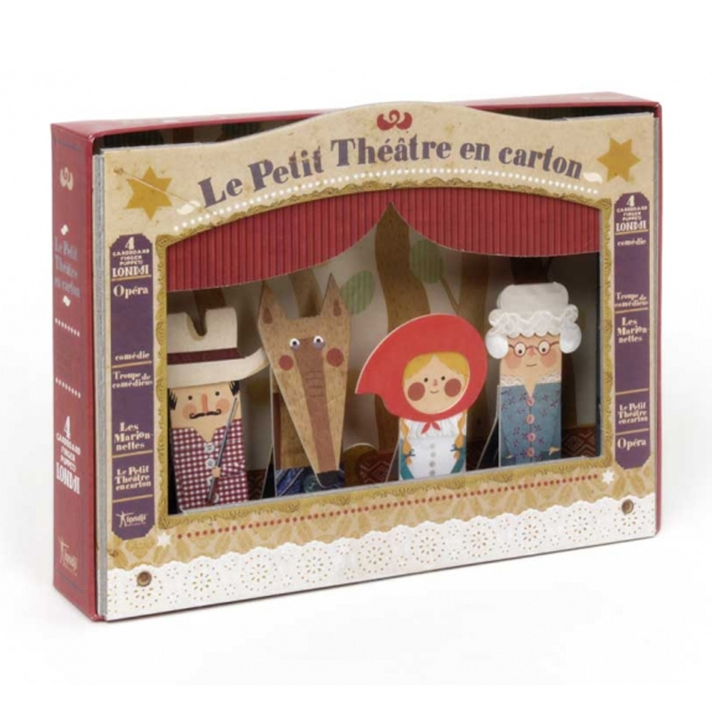 西班牙Londji|小紅帽故事劇場