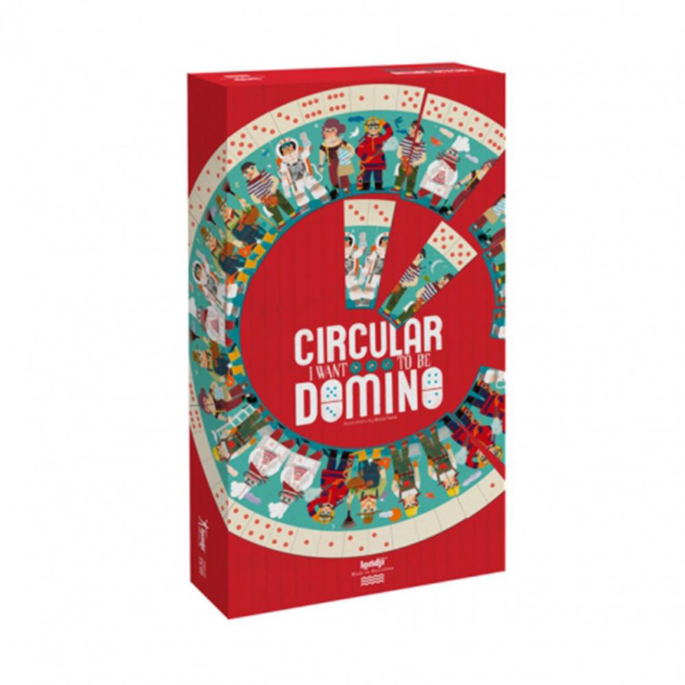 西班牙Londji|職業角色圓形骨牌遊戲