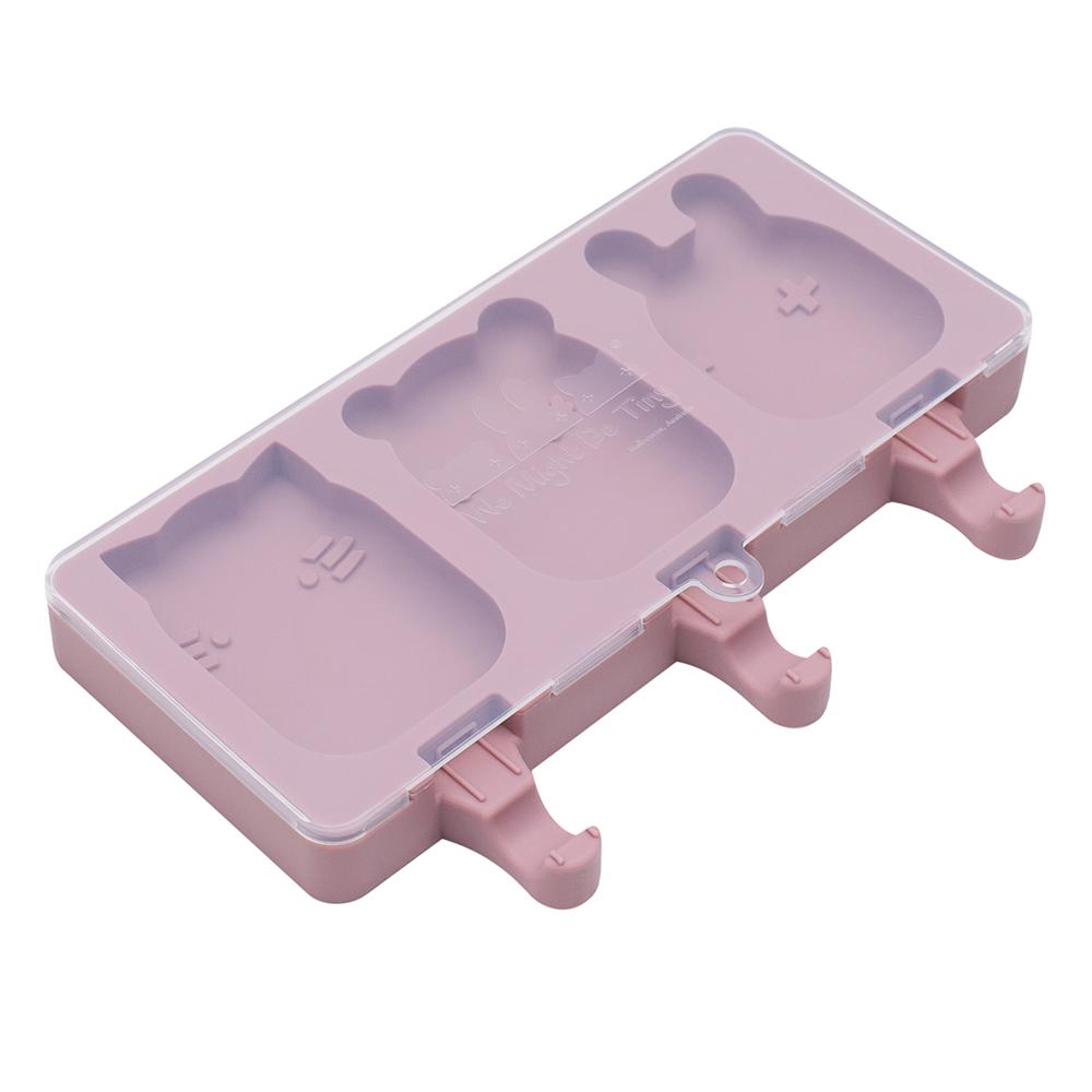 澳洲We Might Be Tiny 矽膠動物冰棒盒-煙燻玫瑰