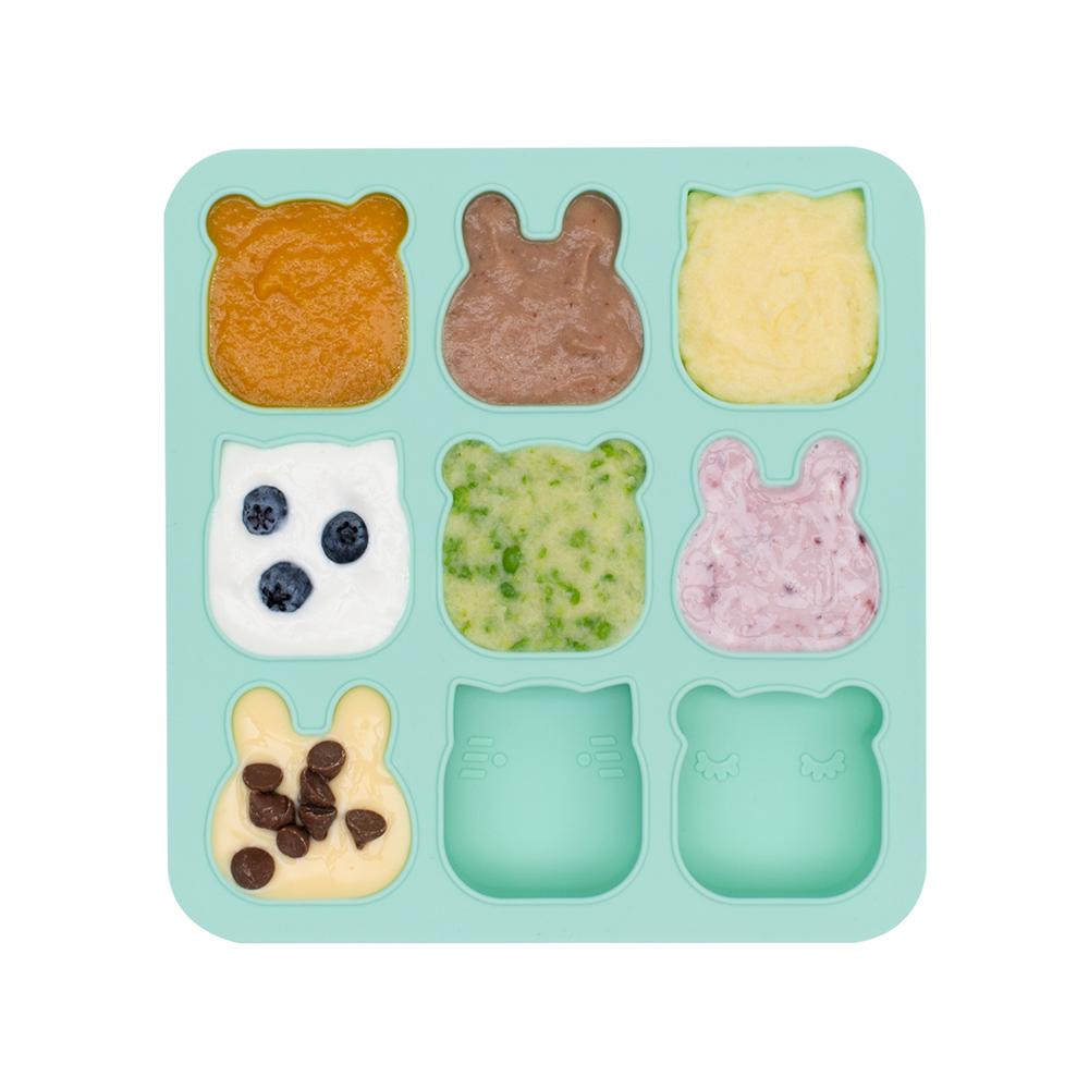 澳洲We Might Be Tiny|動物矽膠製冰烘焙模具 三色可選