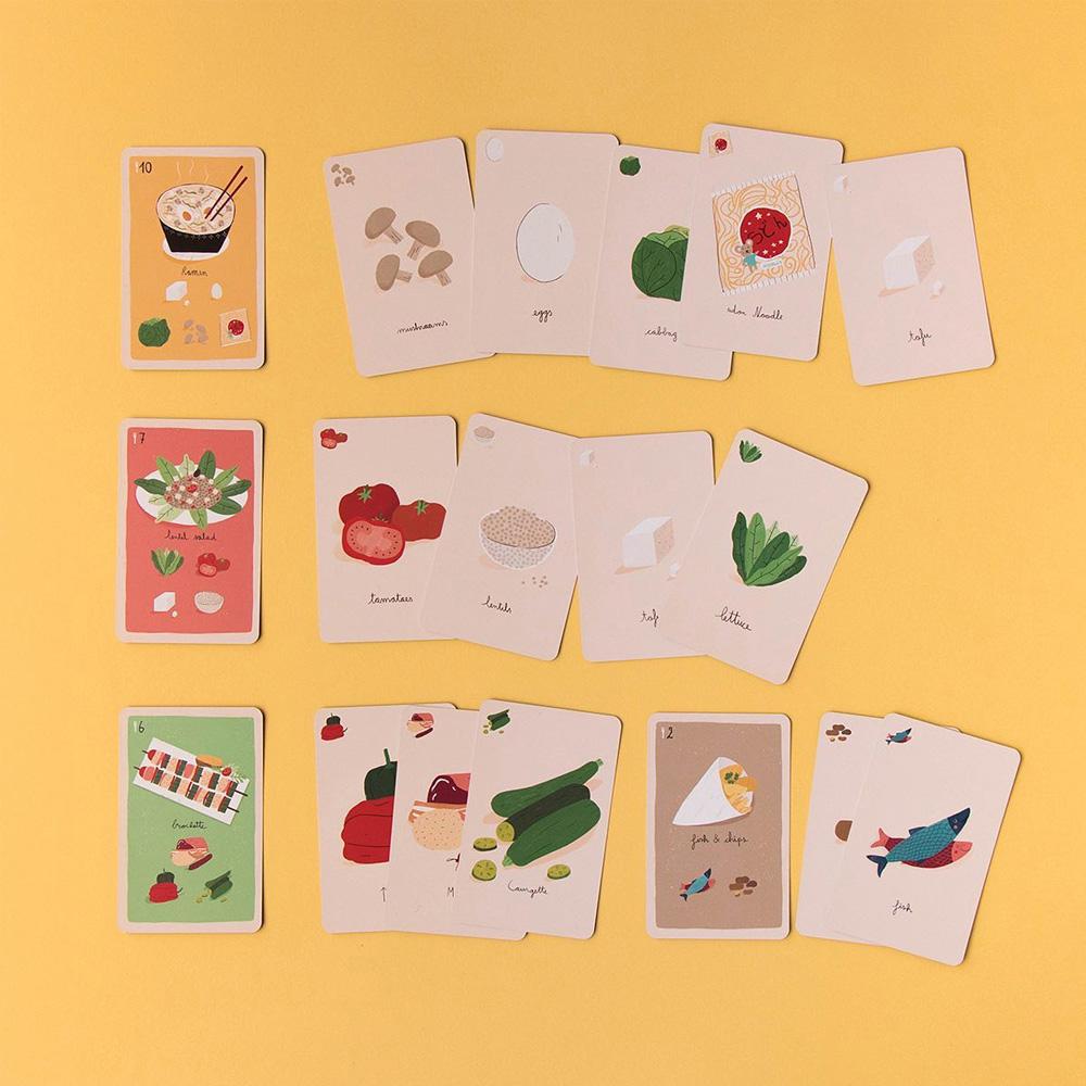 西班牙Londji|食譜戰策遊戲