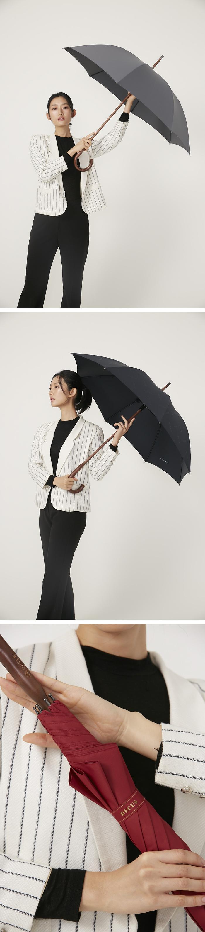 CLASSIC WOODEN 經典威登傘 - 楓木直傘