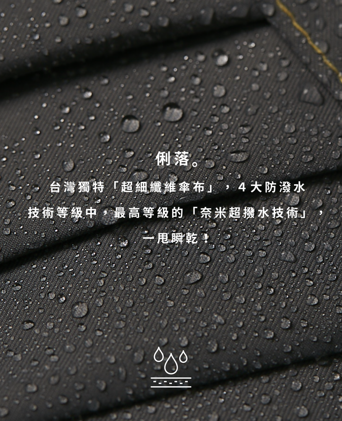 (複製)POCKET AUTO 時尚仕幔傘 - 超省力自動折傘