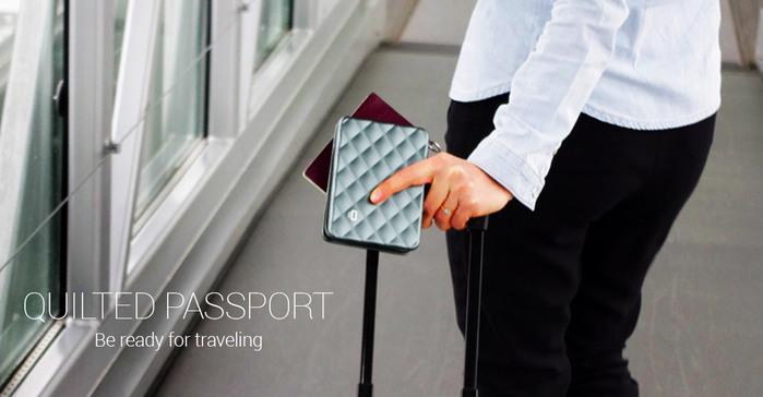 (複製)ÖGON|Stockholm RFID安全防盜鈔票夾錢包(共4色)
