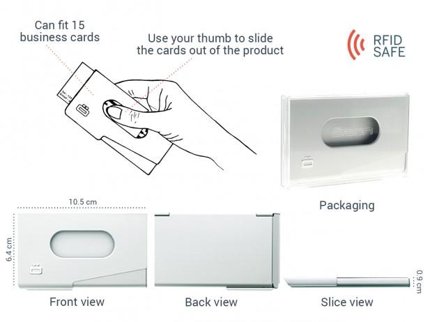 (複製)ÖGON|Big Stockholm RFID安全防盜經典錢包(英式小碎花)