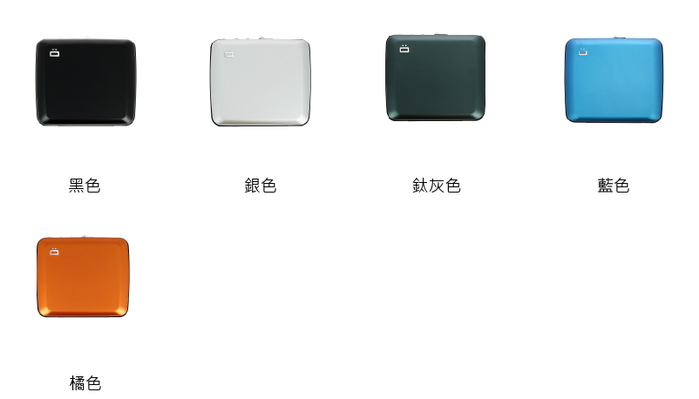 ÖGON|Code Wallet RFID安全防盜密碼錢包-