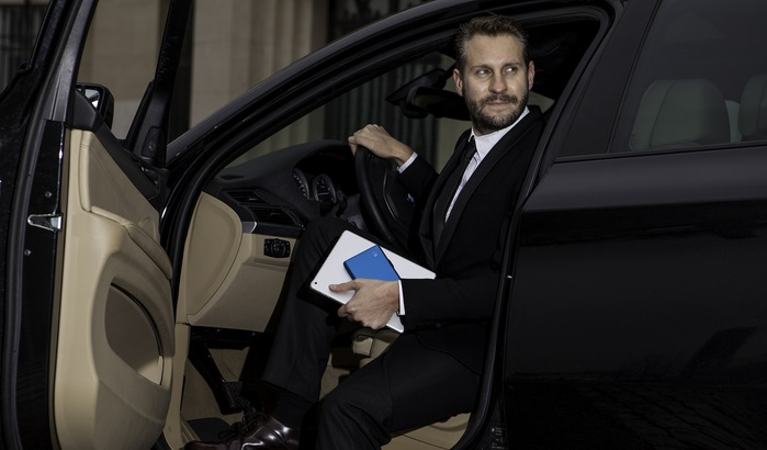 ÖGON|Big Stockholm RFID安全防盜經典錢包-9色任選