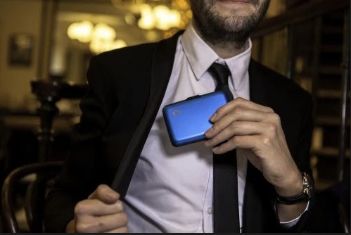 ÖGON|Stockholm RFID安全防盜經典卡匣-5色任選