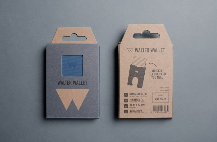 WalterWallet|WALTER x NOZZMAN 卡通卡夾-6色任選