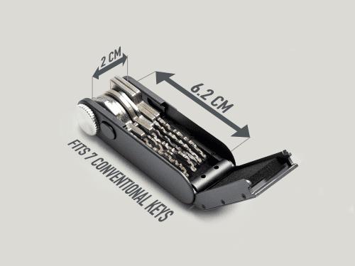 WalterWallet|KEY BOSS 鑰匙夾-3色任選