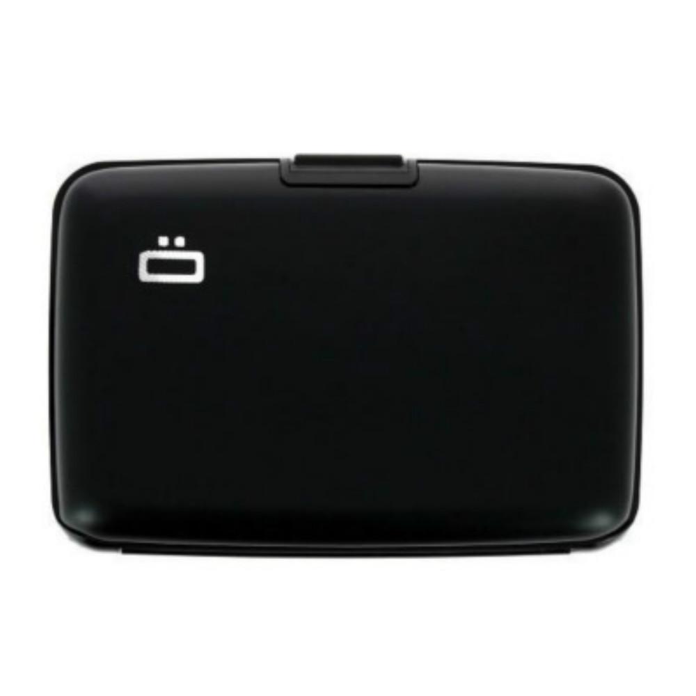 ÖGON|Stockholm RFID 安全防盜經典卡匣-Black 黑色