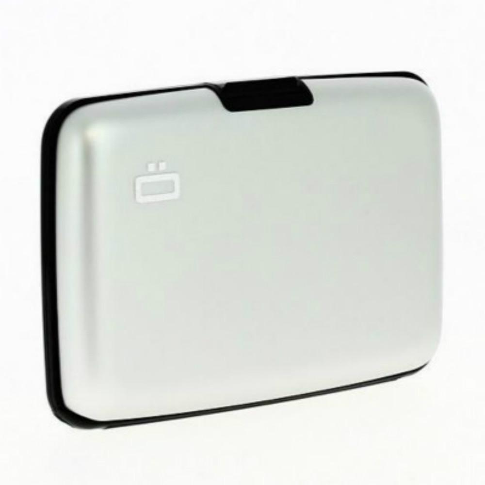 ÖGON Stockholm RFID 安全防盜經典卡匣-Silver 銀