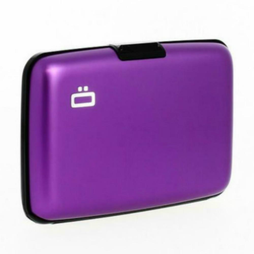 ÖGON|Stockholm RFID 安全防盜經典卡匣-Purple 紫色
