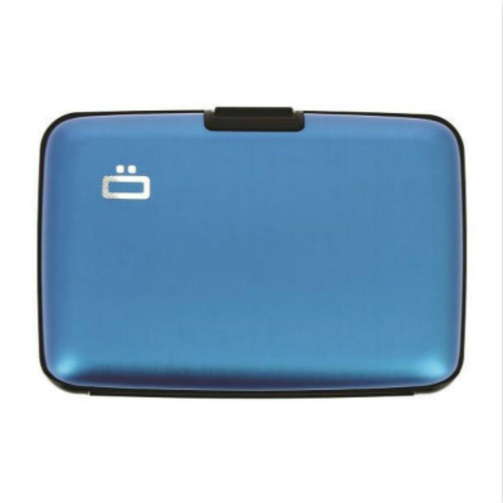 ÖGON|Stockholm RFID 安全防盜經典卡匣-Blue 藍色