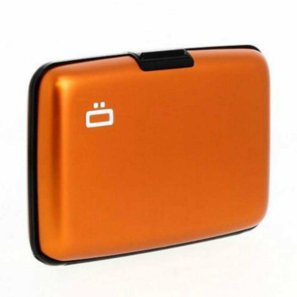 ÖGON Stockholm RFID 安全防盜經典卡匣-Orange 橘色