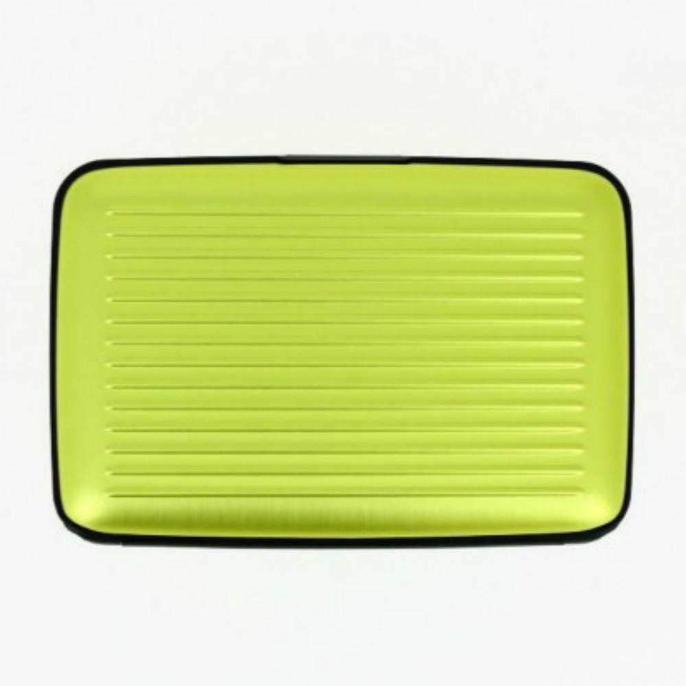 ÖGON|Stockholm RFID 安全防盜經典卡匣-Green-Lime 萊姆綠