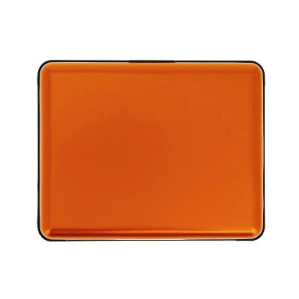 ÖGON|Big Stockholm RFID 安全防盜經典錢包-Orange 橘色