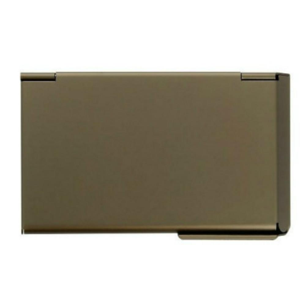 ÖGON|One-Touch RFID 安全防盜名片夾-Dark-Grey 深灰色