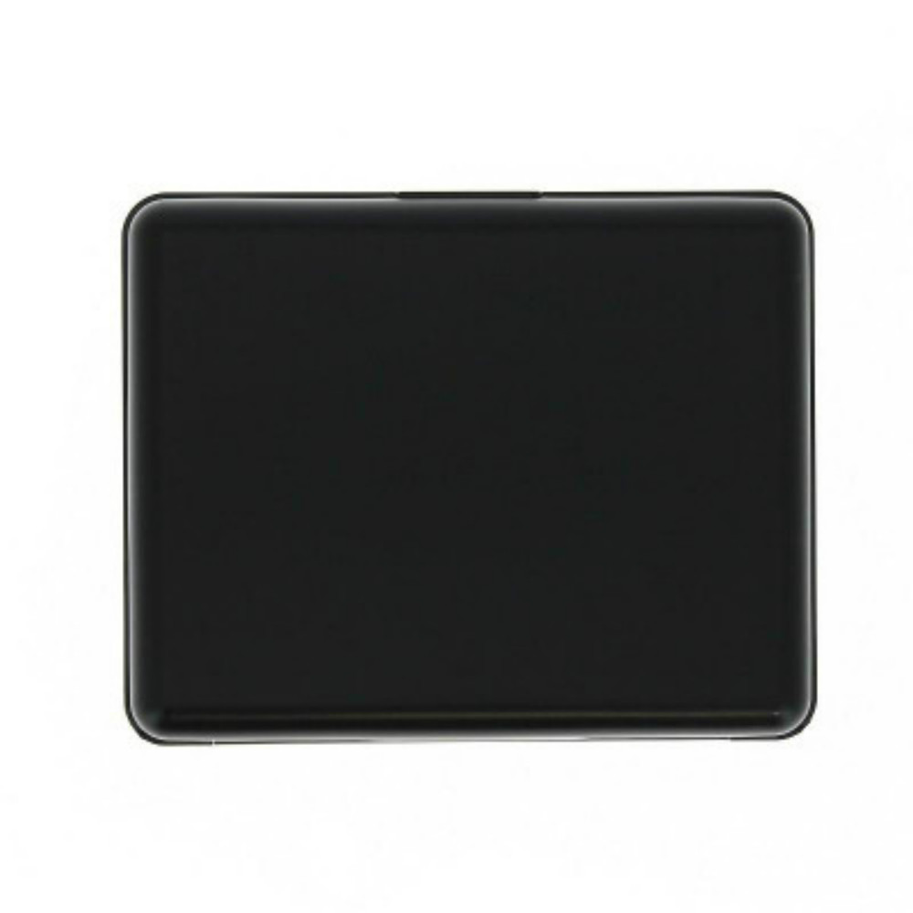 ÖGON|Big Stockholm RFID 安全防盜經典錢包-Black 黑色