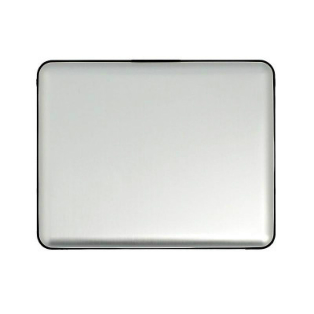 ÖGON|Big Stockholm RFID 安全防盜經典錢包-Silver 銀色