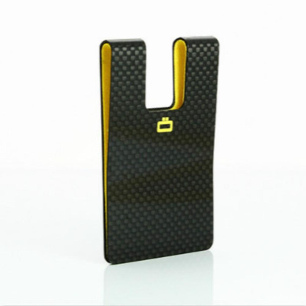 ÖGON i3C Carbon Card Clip RFID安全防盜輕碳纖維卡夾