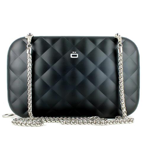 ÖGON|Quilted Lady Bag RFID安全防盜菱格紋女用包-4色任選