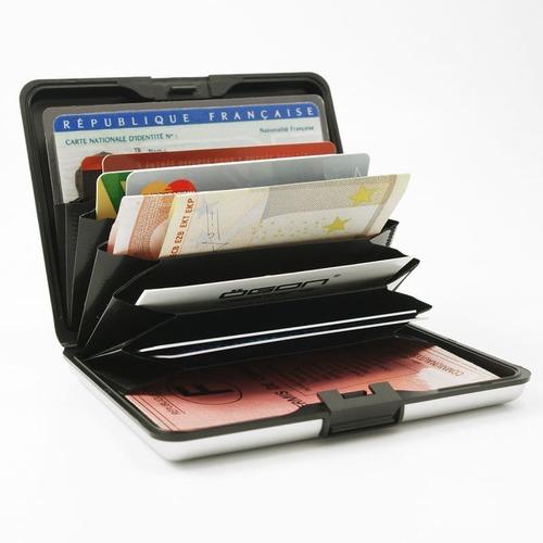 ÖGON|Big Stockholm RFID安全防盜經典錢包-10色任選