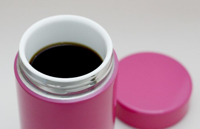 (複製)SMF│貝瓷真空保溫杯( 晶雪白 250ml 胖胖杯系列) 送可愛束口袋
