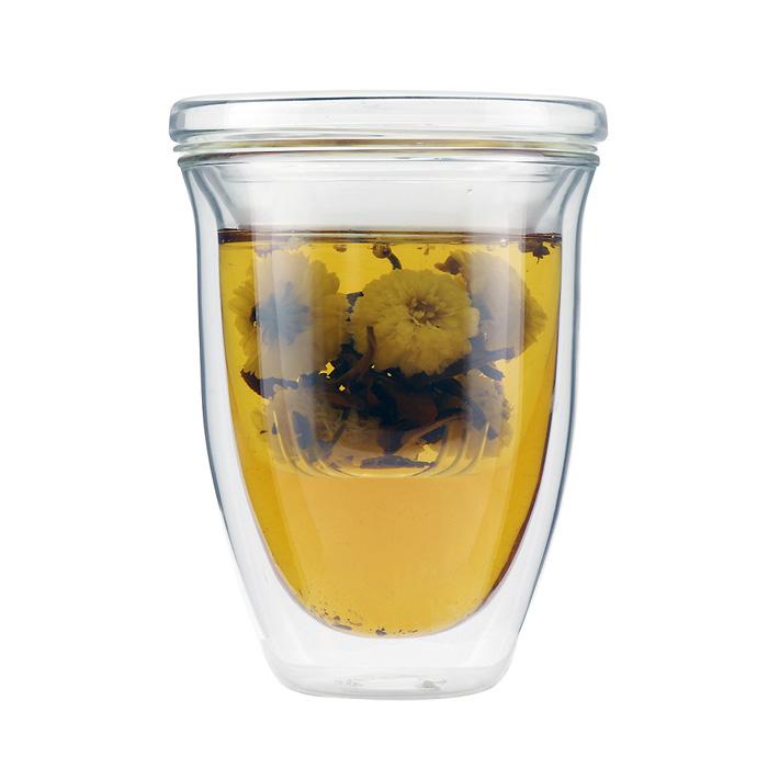 (複製)iLoveGlass │ 雙層玻璃泡茶杯組 300ml