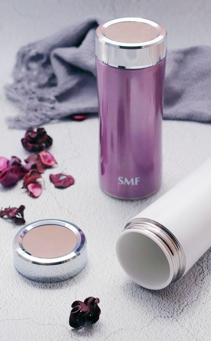 (複製)SMF│鋅時尚骨瓷保溫杯350ml-星曜銀 (雙重送)密封保鮮瓶+專用帆布束口袋