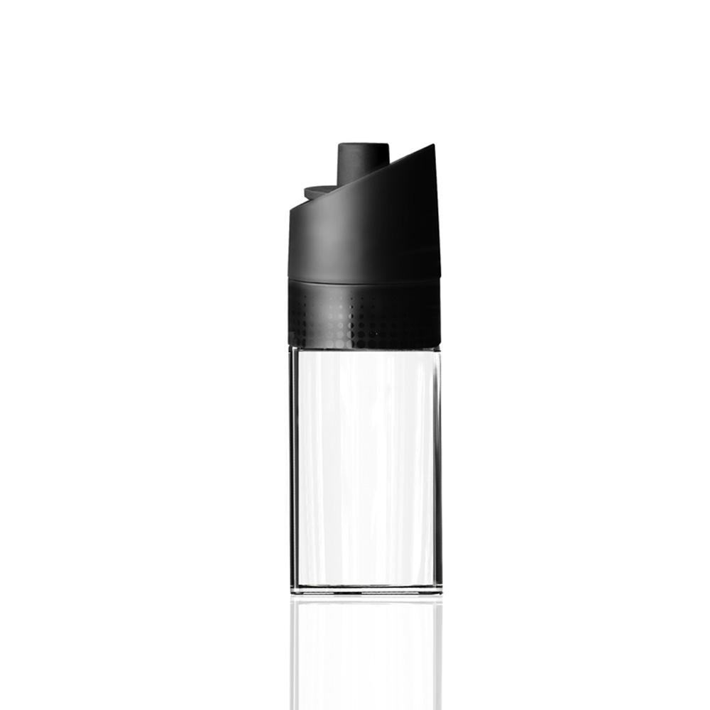 MIX │ PENNE可調式胡椒研磨瓶100ml-極簡黑