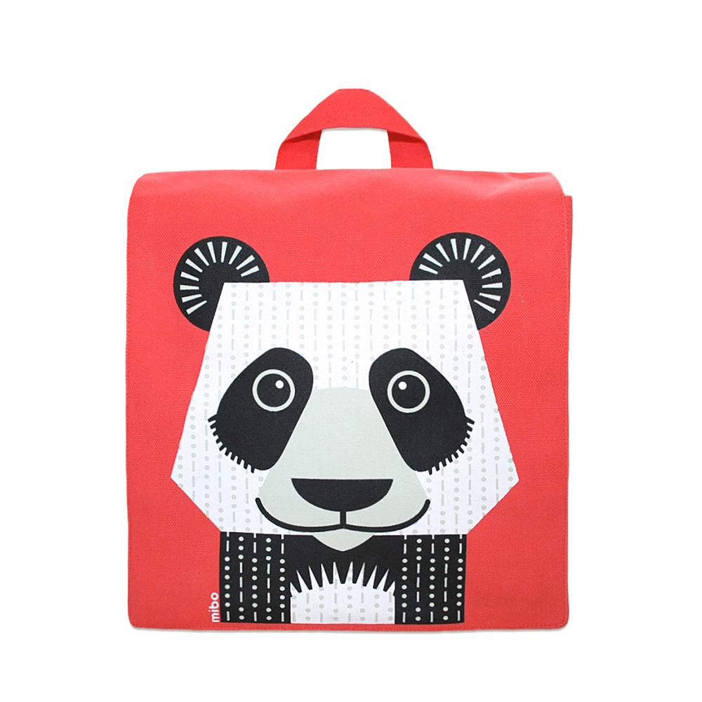 COQENPATE│法國有機棉無毒環保布包 / 小童寶包幫- 熊貓
