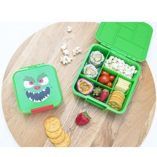 澳洲 Little Lunch Box│小小午餐盒 - Bento 2 (小怪物)